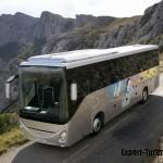 В путешествие за границу на автобусе