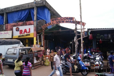 New Market, Margao