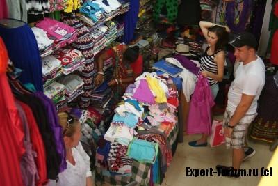 Магазинчик в Гоа