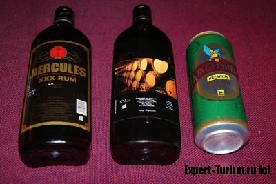 Напитки Гоа