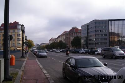 Бесплатная парковка Берлин