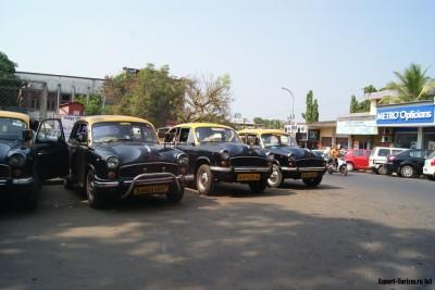 Такси в Гоа