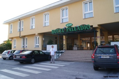 Hotel Palladio, Italy