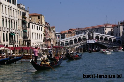 Движение в Венеции