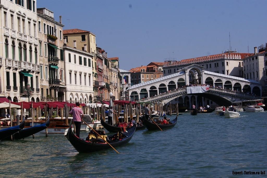 Венеция, как передвигаться и где жить.