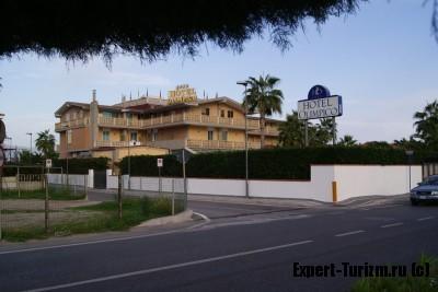Рекомендуем! Hotel Olimpico