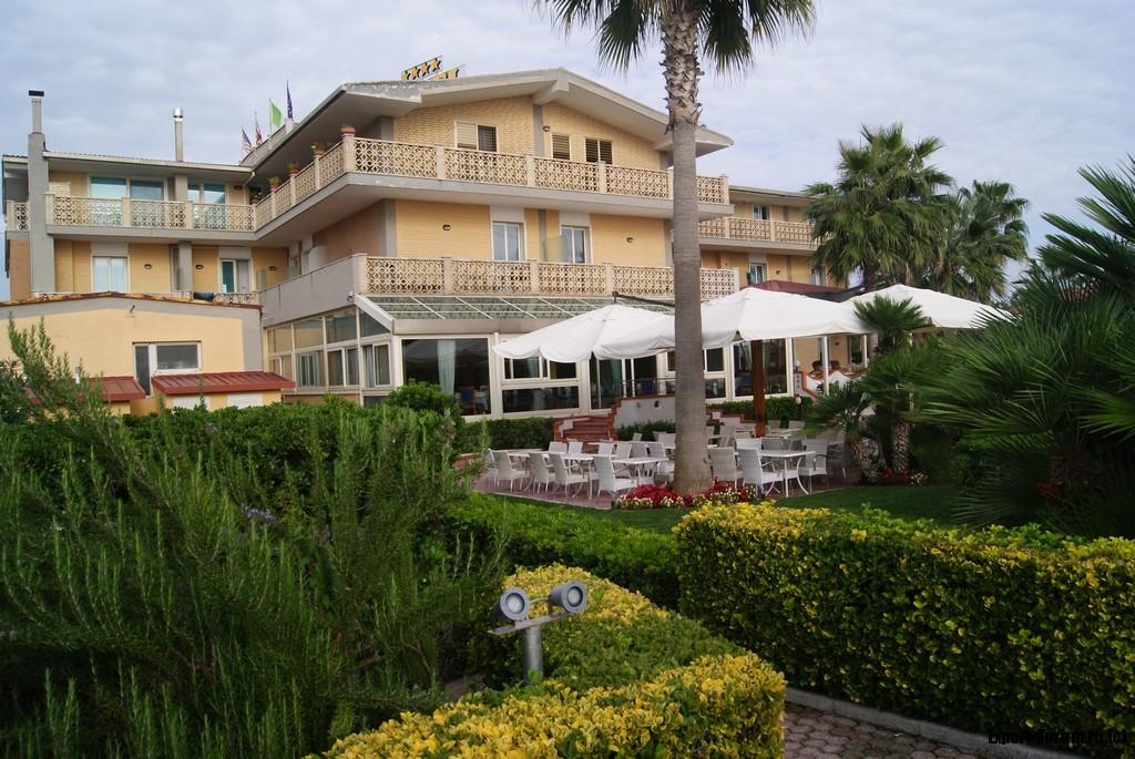 Hotel Olimpico, Italy