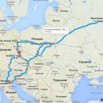 Как составить маршрут путешествия по Европе