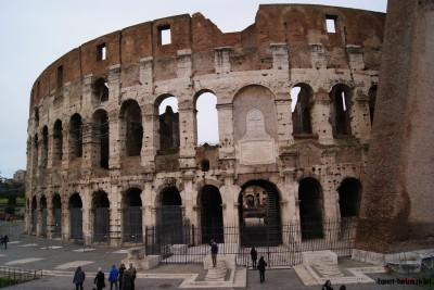 Экскурсия в Рим