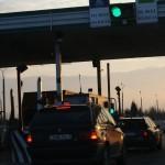 На машине в Европу самостоятельно