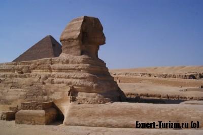 Гиза, Пирамиды, Сфинкс.