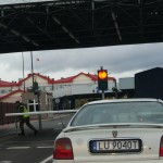 Прохождение границы с Польшей на автомобиле