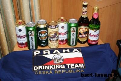 Чехия, Прага, пиво