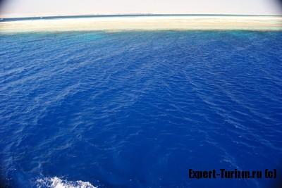 Синее Красное море