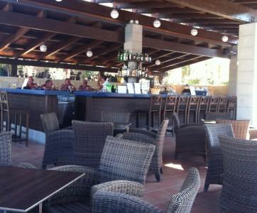 Один из баров в Stella Palace 5*, Крит, Греция