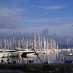 Женевское озеро. Франция-Швейцария