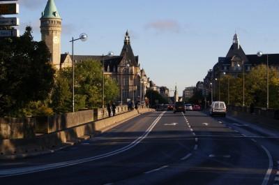 Дороги в Люксембурге