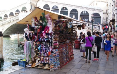 Сувениры в Венеции