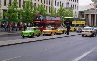 Берлин, Германия, транспорт