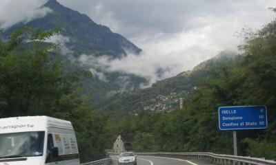 Дорога в Швейцарию