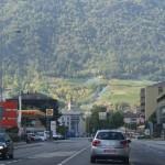 Швейцария. Путешествие на машине.