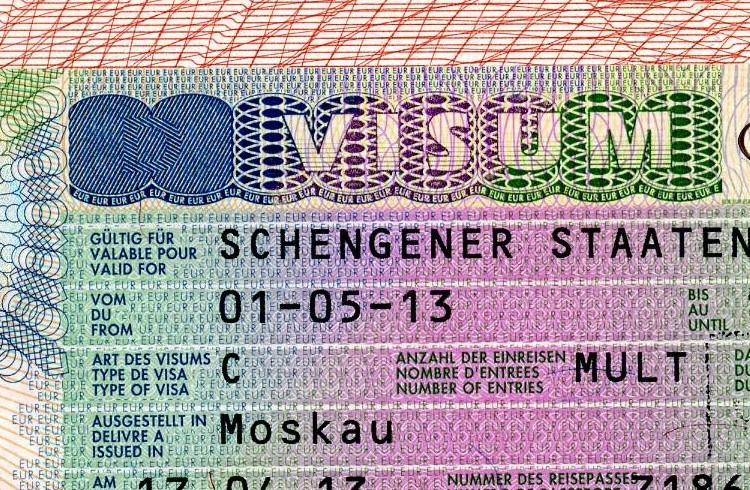 Виза в Германию, самостоятельно