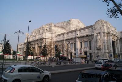 Центральная станция Милана