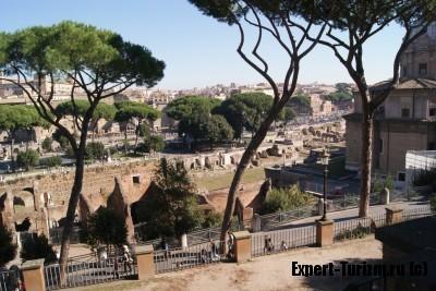 Рим туристический