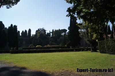 Парк, Термы Каракаллы - Terme di Caracalla
