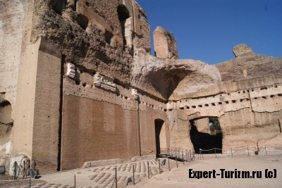 Термы Каракаллы - Terme di Caracalla