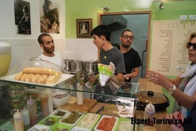Цены в Израиле, фалафель