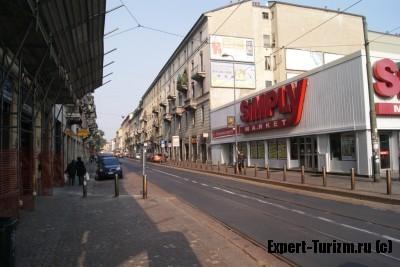 Супермаркет, расположен в 200 метрах от отеля Venini