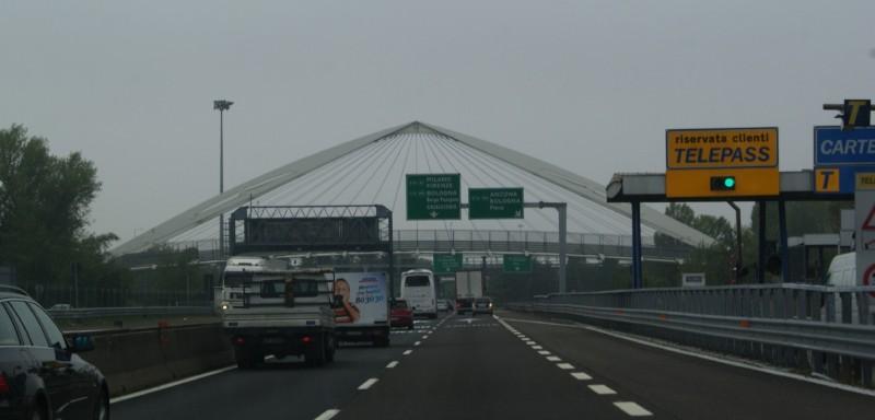 Дороги в Италии, платные и бесплатные