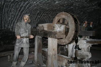 Poland_Krakov, Величка – соляная шахта