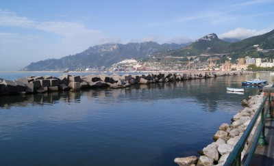Салерно, Тирренское море