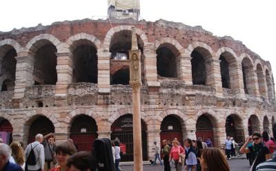 Верона, Италия, амфитеатр