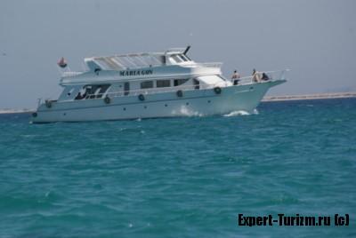 Морские экскурсии в Египте