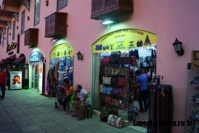 Хургада, Египет, шопинг