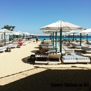 Пляж Minamark Beach Resort 4
