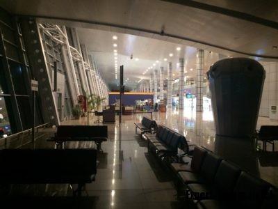 Чистая зона вылета, Аэропорт Хургада, новый Терминал 1