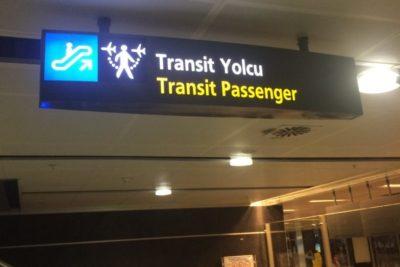 Gokcen International Airport транзитные пассажиры