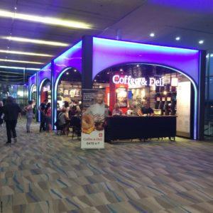 Магазинчики в международном аэропорту Пхукет
