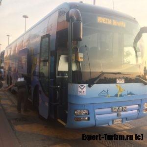 Аэробус из аэропорта в Венецию