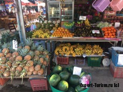 Фрукты и морепродукты, то зачем летают в Тайланд