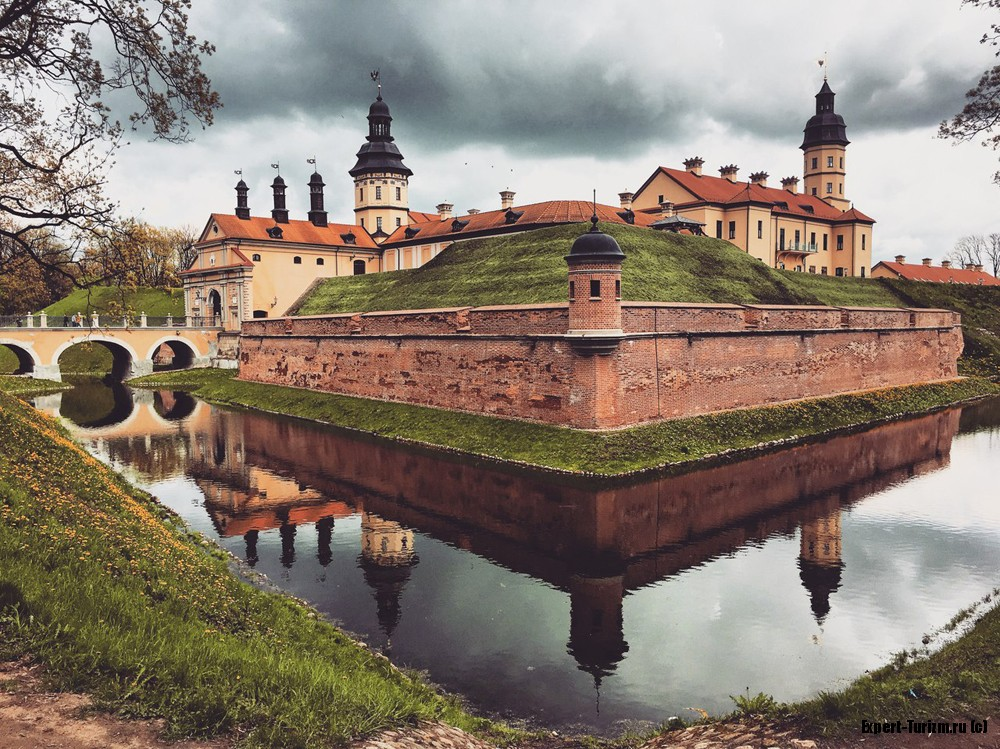 Несвижский замок: истории, секреты и легенды