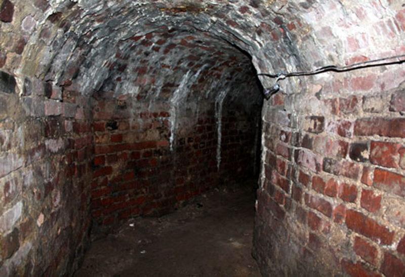 Тайны подземных ходов в Несвижском замке