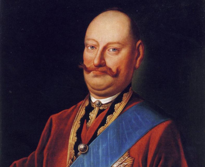 Кароль Станислав Радзивилл — повелитель грозы